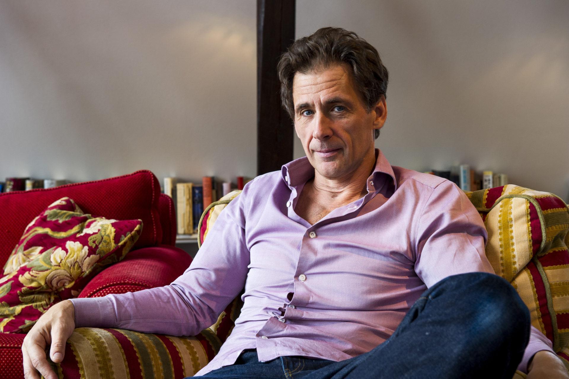David Lagercrantz, författare