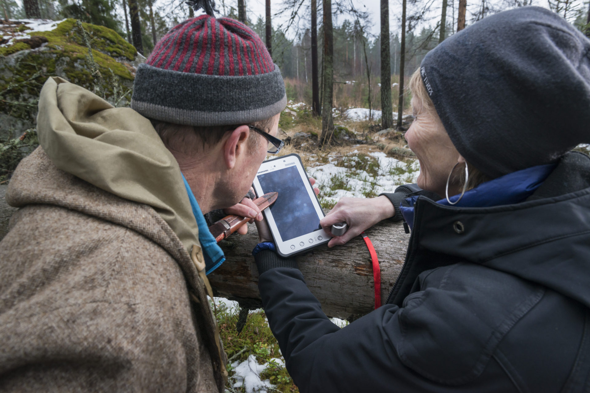 """Rapport SLU/SkogForsk """"Miljöhänsyn"""" – SkogsEko #1-2016"""
